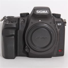 Used Sigma SD1 Body thumbnail