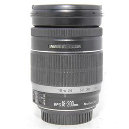 Used Canon 18-200mm f/3.5-5.6 IS Lens thumbnail