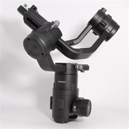 Used DJI Ronin-S Gimbal with Focus Motor thumbnail