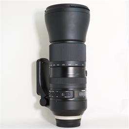 Used Tamron 150-600mm F5-6.3 VC G2 Nikon thumbnail