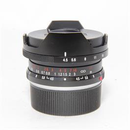 Used Voigtlander 15mm f4.5 Lens Leica M thumbnail