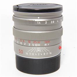 Used Leica 50mmf1.4 Summilux Titanium thumbnail