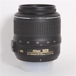 Used Nikon 18-55mm f/3.5-5.6G AF-S VR thumbnail