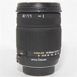 Used Sigma 18-250mm f3.5-6.3 Lens-Nikon thumbnail
