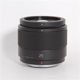 Used Panasonic 25mm f/1.7 thumbnail