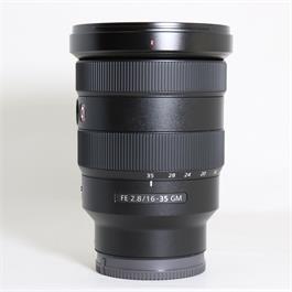Used Sony 16-35mm F/2.8 GM FE thumbnail