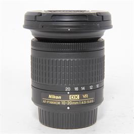 Used Nikon 10-20mm f4.5-5.6G VR DX Lens thumbnail