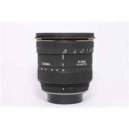 Used Sigma 10-20mm F/4-5.6 Pentax fit thumbnail