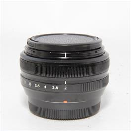 Fujifilm Used Fuji 18mm f/2 Lens Black Unboxed thumbnail