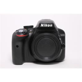 Used Nikon D3300 body thumbnail