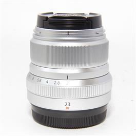 Fujifilm Used Fuji XF 23mm f/2 R WR lens Silver thumbnail