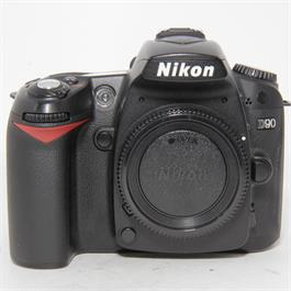 Used Nikon D90 Body Boxed thumbnail