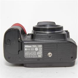 Used Nikon D90 Body Boxed Thumbnail Image 5