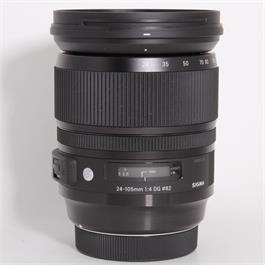 Used Sigma 24-105mm f/4 DG OS HSM Art - Canon thumbnail