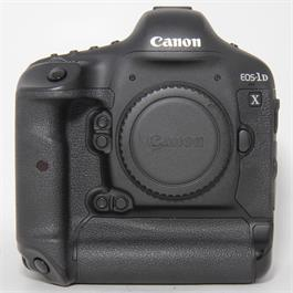 Used Canon 1DX Body Boxed thumbnail
