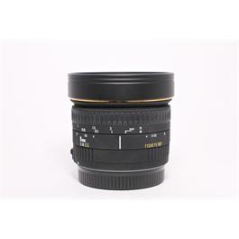 Used Sigma 8mm F/3.5 EX DG fisheye Canon thumbnail