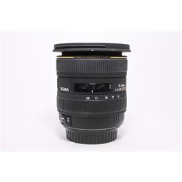 Sigma 10-20mm f/4-5.6 DC HSM Canon fit thumbnail
