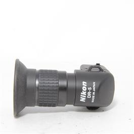 Used Nikon DR-5 Right-Angle Viewfinder thumbnail