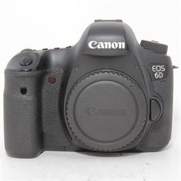 Used Canon 6D Body Unboxed thumbnail