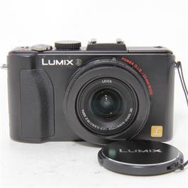 Used Panasonic LX5 Compact Camera Boxed thumbnail