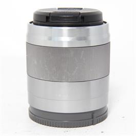 Used Sony 50mm F/1.8 OSS (E) Lens Silver thumbnail