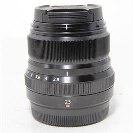 Fujifilm Used Fuji XF 23mm f2 R WR Lens Black thumbnail