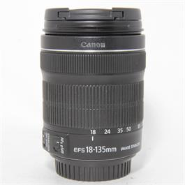 Used Canon 18-135mm f3.5-5.6 IS STM Lens thumbnail
