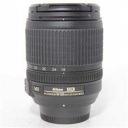 Used Nikon 18-105mm f/3.5-5.6G VR Lens thumbnail