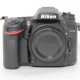 Used Nikon D7200 Body Boxed thumbnail