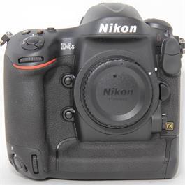 Used Nikon D4s Body Boxed thumbnail