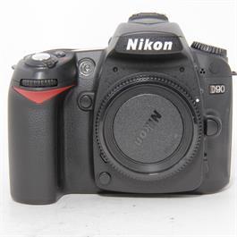 Used Nikon D90 Body Boxed thumbnail