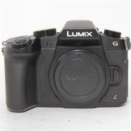 Used Panasonic Lumix G80 Body Boxed thumbnail