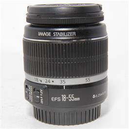 Used Canon 18-55mm f/3.5-5.6 IS Lens thumbnail