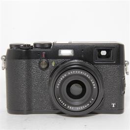 Fujifilm Used Fuji X100T Black Compact Camera thumbnail