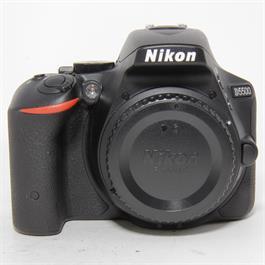 Used Nikon D5500 Body Unboxed thumbnail