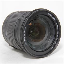Used Sigma 17-50mm f/2.8 Lens Pentax fit thumbnail