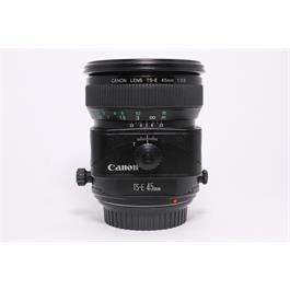 Used Canon 45mm F/2.8L Tilt-Shift thumbnail