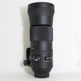 Used Sigma 150-600mm F5-6.3 OS HSM C Nikon thumbnail