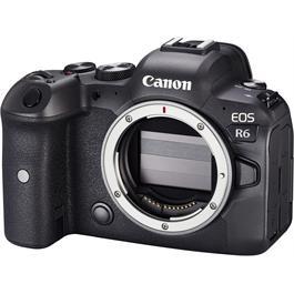 Canon EOS R6 Mirrorless Digital Camera Body thumbnail