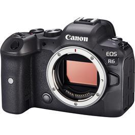 Canon EOS R6 Mirrorless Digital Camera Body Thumbnail Image 1