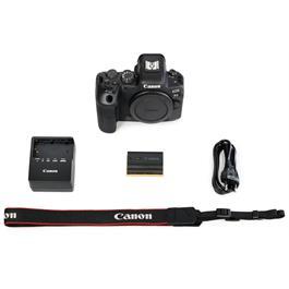 Canon EOS R6 Mirrorless Digital Camera Body Thumbnail Image 4