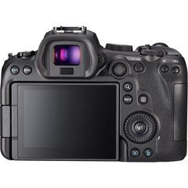 Canon EOS R6 Mirrorless Digital Camera Body Thumbnail Image 6
