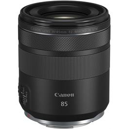 Canon RF 85mm f/2 IS Macro USM Prime Lens thumbnail