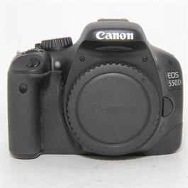 Used Canon 550D & 18-55mm Kit Unboxed thumbnail