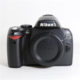 Used Nikon D40x Body thumbnail