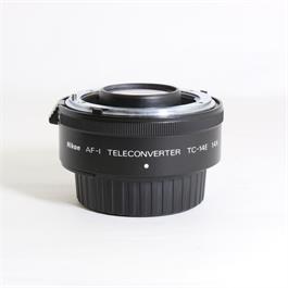Used Nikon TC-14E Teleconverter thumbnail