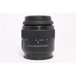 Used Sony DT 18-55mm F/3.5-5.6 SAM II thumbnail