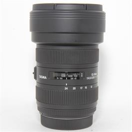 Used Sigma 12-24mm f/4.5-5.6 DG HSM II thumbnail