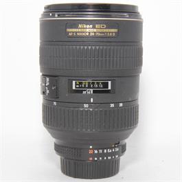 Used AF-s Nikon 28-70mm f2.8D Lens thumbnail