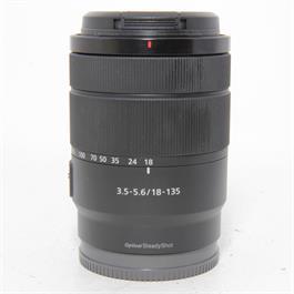 Used Sony E 18-135mm f3.5-5.6 OSS Lens thumbnail